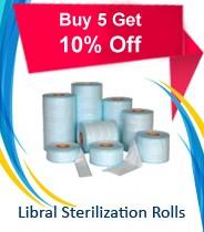 Libral Sterilization Rolls