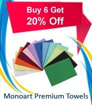 Monoart Premium Towels