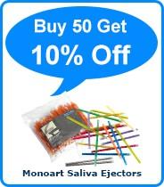 Monoart Saliva Ejectors