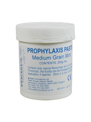 Astek Prophy Paste Medium Grain 250 gms