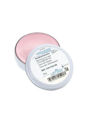 Dentaurum Wax for Blocking Out (Pink) - 50 gms