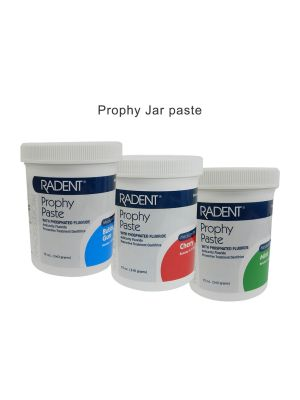 Pascal Radent Prophy Paste 12 oz Jar 340 Gms