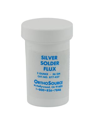 Orthosource Flux for Solders 2 oz - 877-427