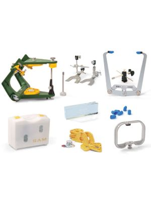 SAM SE starter Kit AX with (1 Clamp & Flat Incisal Table), MPS