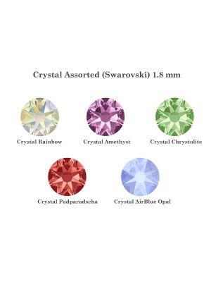 Twinkles Crystal Assorted (Swarovski) 1.8 mm - 5/pk - AS5