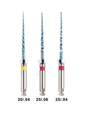Meta Aurum Blue (Protaper) Niti Files 21 mm 4/pk