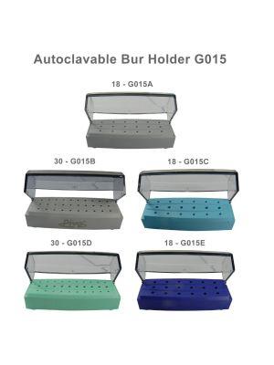 LD Autoclavable Bur Holder G015 1/pk