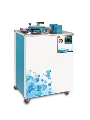 Equitron Autoclave Sledd - Single Level with Drain Bottle & Drying - Top Loading
