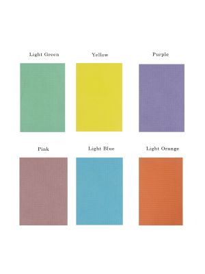 LD Disposable Bibs / Tray Paper Plain 3 Ply Size