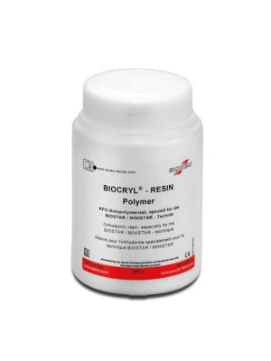 Scheu Biocryl Resin Polymer 1 Kg - 3221