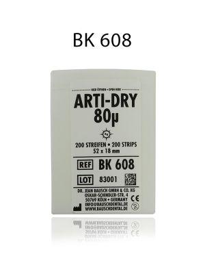 Bausch Articulating Arti-Dry Micro-Fleece Paper 80µ Microns