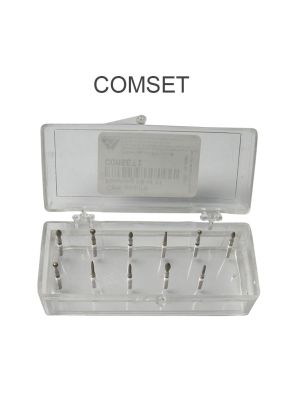 Strauss Composite Finishing Kit 10 - COMSET1