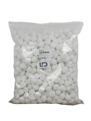 LD Cotton Balls 500/pk - LD-001