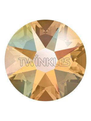 Twinkles Crystal Topaz (Swarovski) 1.8 mm - 5/pk - TW-192