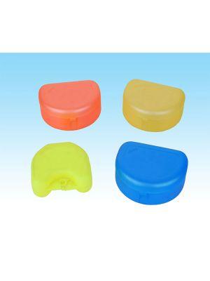 Capri Denture & Retainer Boxes (Mix Colours) 10/pk