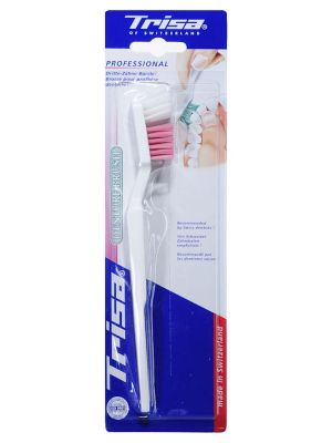 Trisa Tooth Denture Brush Pack of 1 Pc
