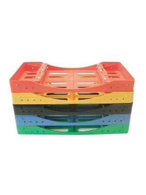 Atria Plastic Autoclavable Cassettes  for 5 Instruments