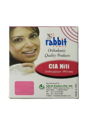 Rabbit Force CIA Niti Intrusion Extrusion Wires Pack of 5 Pcs