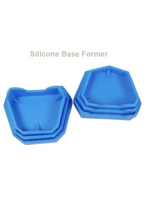 Fox Silicone Base Former 3 Pairs - FRBF-KN