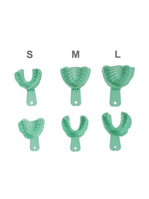 LD Disposable Implant Impression Trays 6/pk - LD-254