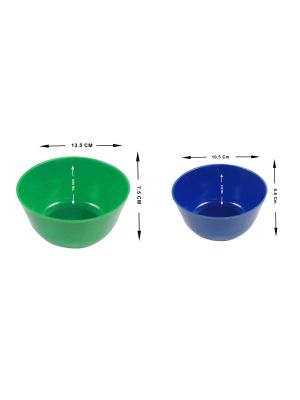 LD Nylon Small & Large Bowl Set - LD-135N