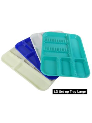 LD Set-up Tray 1/pk