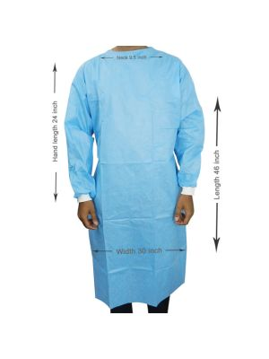 LD Surgeon's Gown 1/pk - LD-241