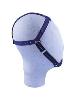 Leone Headgear with chin Cap 1/pk