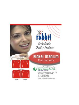 Rabbit Force Niti Thermal Wire Pack of 10 Pcs
