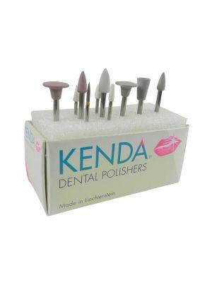 Kenda Dental Polishing Kit of 10 Pcs