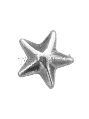 Twinkles Star 18 K White Gold