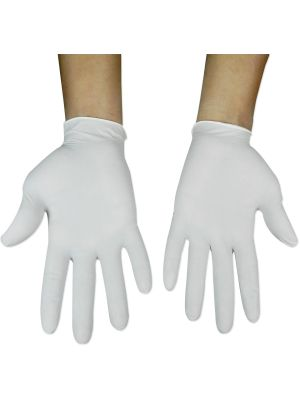 LD Latex Examination Gloves 100/pk