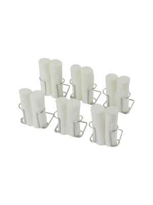 LD Cotton Roll Holder 6/pk - LD-003
