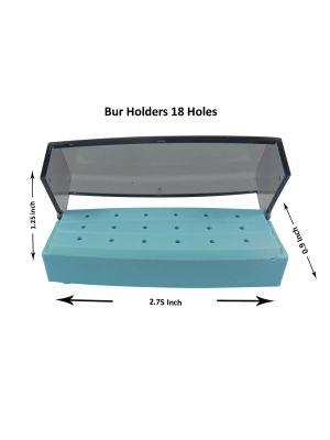 LD Bur Holder 18 Holes Autoclavable - LD-100