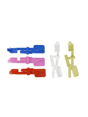 LD X-Ray Plastic Clip Pack of 5 Pcs - LD-132