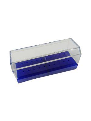 LD Plastic Bur Holder 30 Hole 1/pk - LD-261