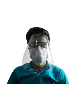 LD Face Shield With Elastic Headband 3/pk - LD-329