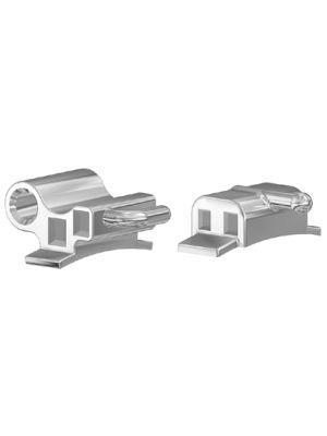 Leone Standard Edgewise/MBT/Roth .022 Weldable Tubes