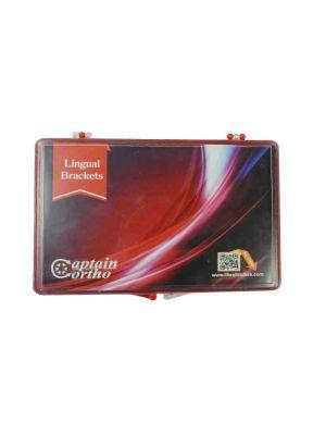 Captain Lingual Brackets 018 Kit 6th & 7th Generation 28 Pcs / Set