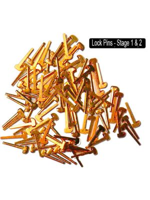 Shree Lock Pins 500/pk