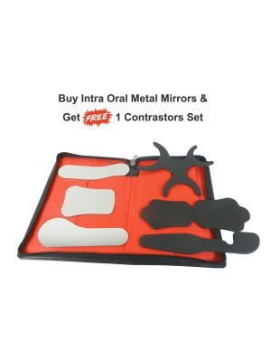 Capri Intra Oral Metal Mirrors 3/pk - CAP-079