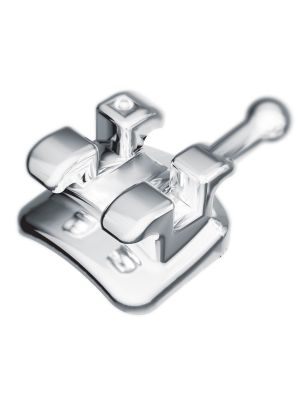 OrthoClassic Bio-Mim Mini Twin Standard Brackets