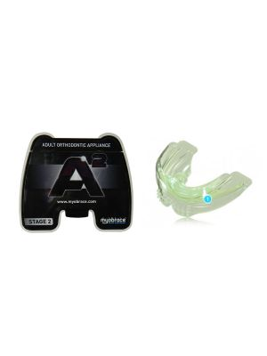 MRC Myobrace For Adults - A2 Medium - MYBA2M