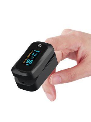LD Finger Pulse Oximeter (Black) 1/pk - LD-336