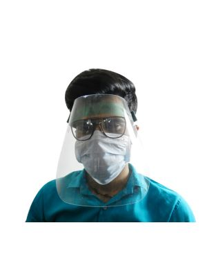LD Face Shield With Tie Type 3/pk - LD-328