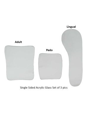 Shree Single Sided Acrylic Photographic Mirrors 1/pk