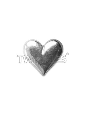 Twinkles Heart Small 18 K White Gold - Art No. 201