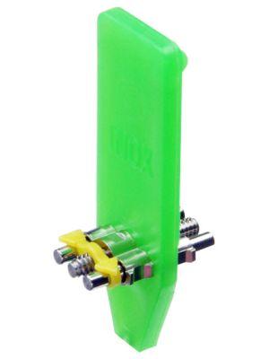 Leone Standard Medium Screw For Upper & Lower Green 11 mm 10/pk - G0803-11