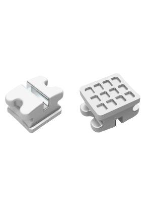 Rabbit Force Polycrystalline Metal Slot Ceramic Bracket