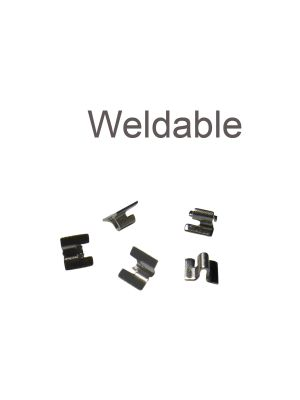 Shree Bondable / Weldable Begg Bracket 100/pk